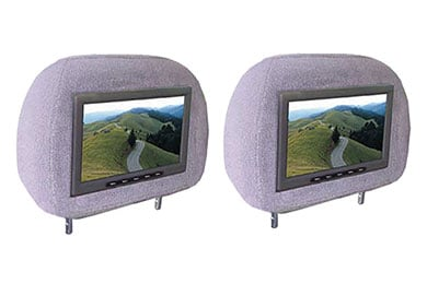 Ford Taurus Vizualogic Advantage Headrest Monitors