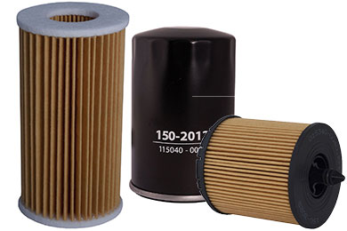 Ford Granada Denso Oil Filter