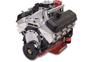 edelbrock musi 555 crate engine  2