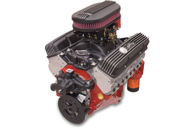 edelbrock performer classic 310 crate engine  2
