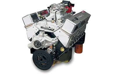 edelbrock performer hi torq 363 crate engine  2