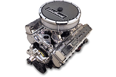 Edelbrock Performer RPM E-Tec 435 Crate Engine