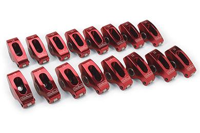 edelbrock roller rocker arms