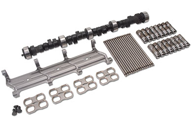 edelbrock rollin thunder hydraulic roller camshaft kit