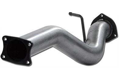 Dodge Ram aFe DPF Delete Pipes