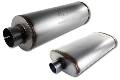 BMW 6-Series aFe MACH Force-XP Mufflers