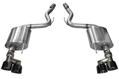 Chevy Silverado Corsa Performance Exhaust