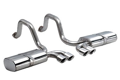 Nissan Titan Corsa Performance Exhaust