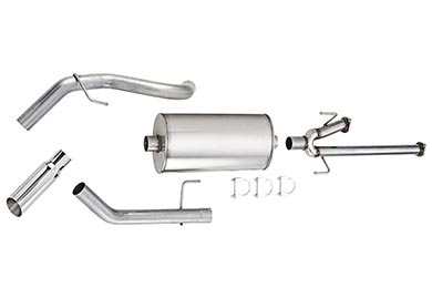 GMC Sierra dB Performance Exhaust by Corsa