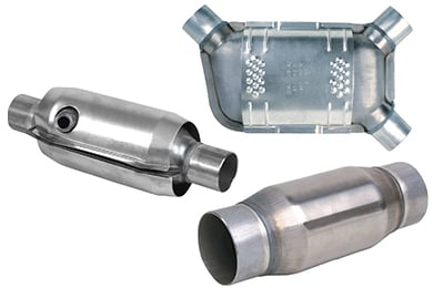Audi A4 Eastern Catalytic Universal Catalytic Converters (Federal EPA-Compliant)