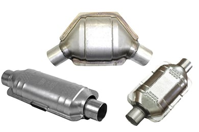 Eastern Catalytic Universal Catalytic Converters (50-State Legal)