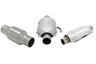 Porsche 928 Flowmaster Universal Catalytic Converters - 49-State Legal