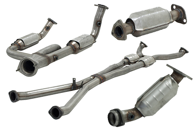 Chevy Camaro Flowmaster Direct-fit Catalytic Converters - 50-State Legal
