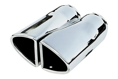 Pontiac Aztek Flowmaster Split Oval Exhaust Tips