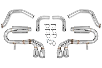 Chevy Corvette FlowTech Exhaust Systems