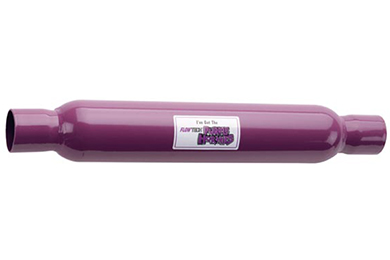 MG MGB FlowTech Purple Hornies Mufflers