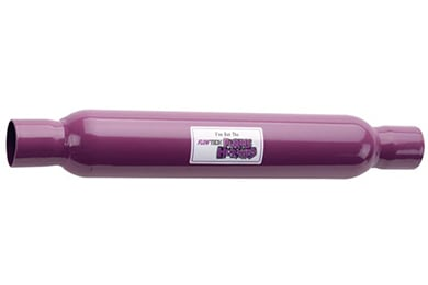 FlowTech Purple Hornies Mufflers