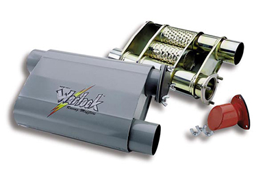 Ford Expedition FlowTech Warlock Mufflers