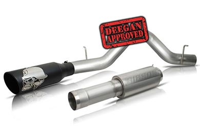 Gibson Metal Mulisha Exhaust Systems