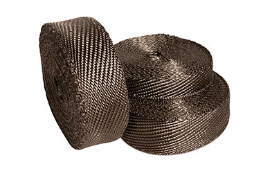 Ford Bronco II Heatshield Products Lava Exhaust Wrap