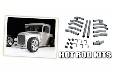 Ford Fairlane Magnaflow Hot Rod Exhaust Kits