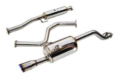 Volkswagen GTI Invidia Exhaust Systems