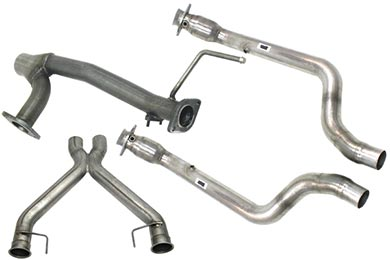 Dodge Ram JBA Mid-Pipes