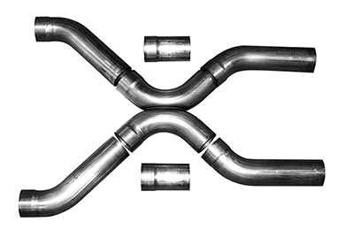 Volkswagen Cabrio Kooks Exhaust X-Pipes - Universal Fit