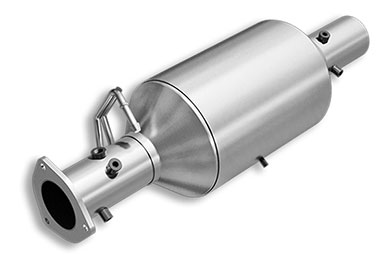 Dodge Ram Magnaflow Diesel Particulate Filter