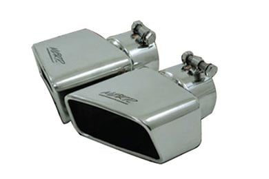 Suzuki Sidekick MBRP Rectangular Exhaust Tips