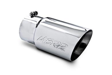 MBRP Dual Wall Angle Exhaust Tip