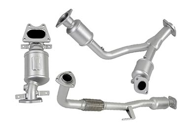 Nissan Titan PaceSetter Direct-Fit Catalytic Converters - 49 State Legal