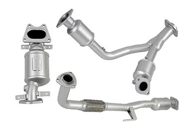 PaceSetter Direct-Fit Catalytic Converters - 49 State Legal