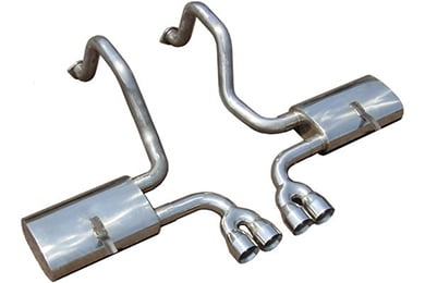 Dodge Ram Pypes Exhaust Systems (Federal Emissions)