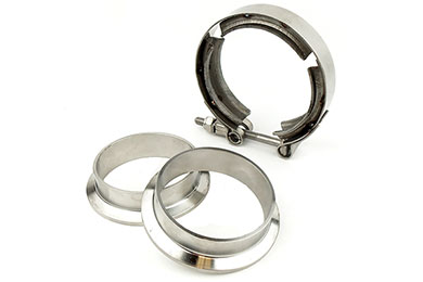 Dodge Ram Pypes Exhaust V-Band Clamp Kits