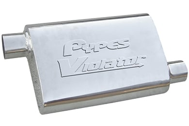 Plymouth Laser Pypes Violator Mufflers