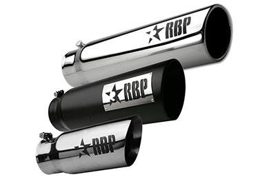 RBP Round Exhaust Tips