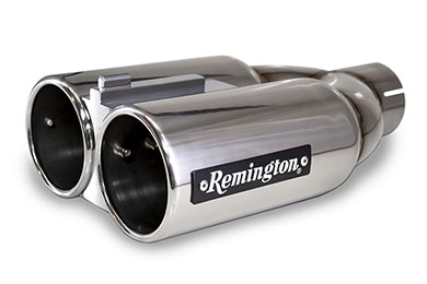 Nissan Titan Remington Exhaust Tips