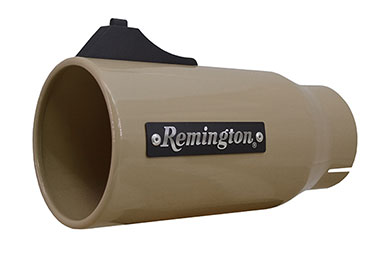 Dodge Ram Remington Exhaust Tips