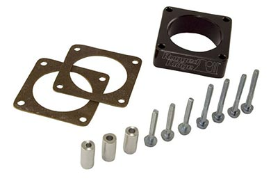 Jeep Cherokee Rugged Ridge Jeep Throttle Body Spacers