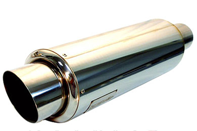 Ford F-450/550 Tanabe Universal Mufflers