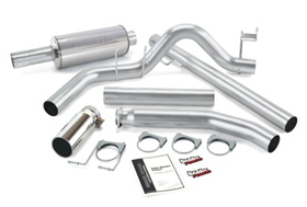 Dodge Ram Banks Monster Exhaust System