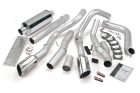 Ford F-250 Banks Monster Exhaust System