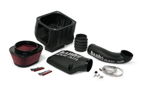 Chevy Avalanche Banks Ram-Air Intake