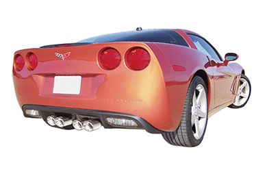 Chevy Corvette Borla Exhaust Systems