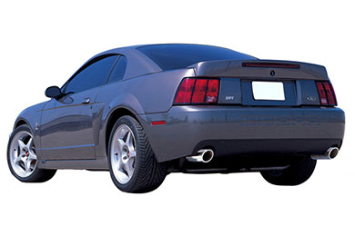 Ford Mustang Borla Exhaust Systems