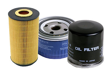 Beck Arnley Oil Filter