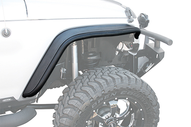 aries jeep fender flares