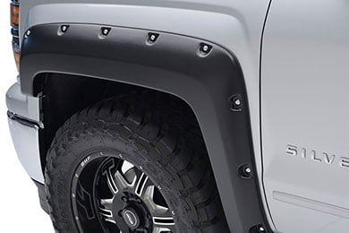 Black Horse Off Road Pocket Style Fender Flares