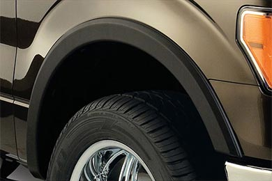 Chevy Silverado Bushwacker Fender Flares - Street